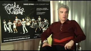 David Byrne on 'Ride, Rise, Roar', Eno, Talking Heads