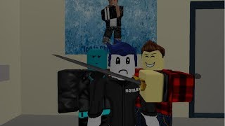 ROBLOX Bully Story: Galantis No Money(Jay Guest Part 1)