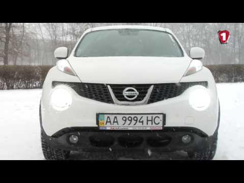 Обзор б/у авто Nissan Juke Гараж AC