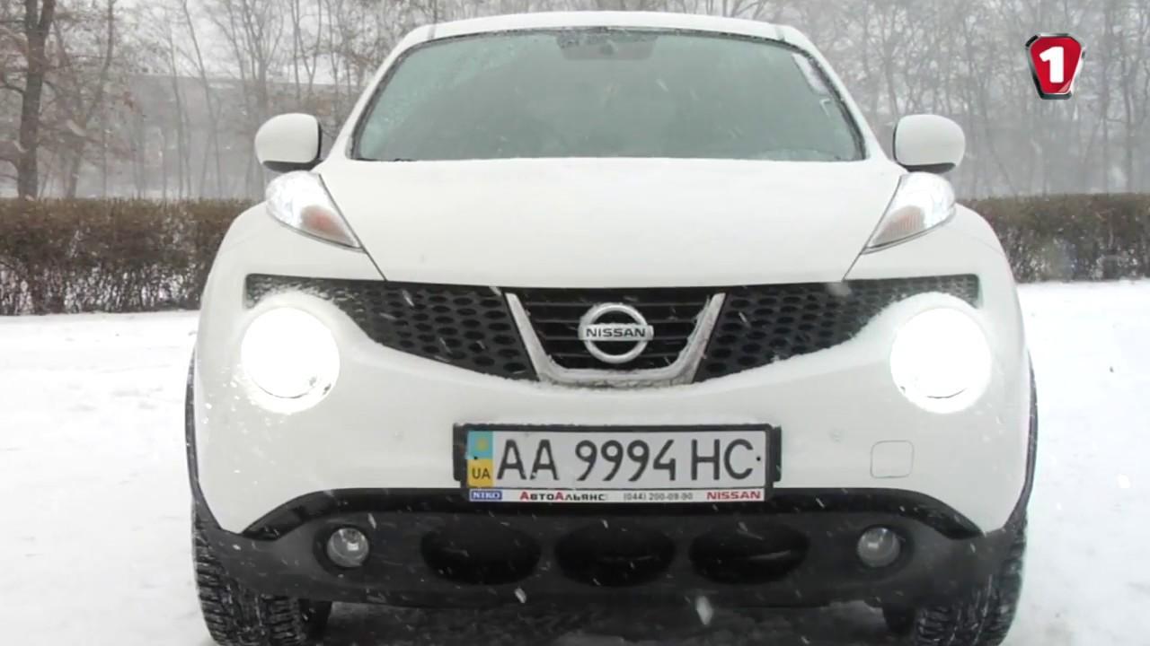 """Обзор б/у авто Nissan Juke """"Гараж AC"""""""