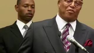 THEY EITHER HAVE TO KILL ME....WHICH THEY CAN'T DO | FARRAKHAN ADDRESSES THE WORLD AT 11AM EST.