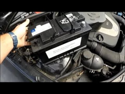 diy w212 mercedes e350 battery replacement youtube. Black Bedroom Furniture Sets. Home Design Ideas