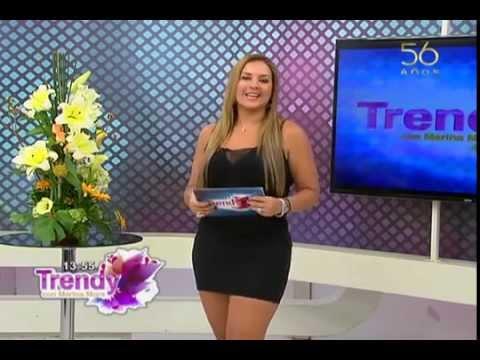 Trendy con Marina Mora 27-10-15