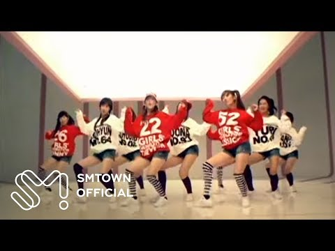 Girls' Generation 소녀시대 '소녀시대 (Girls' Generation)' MV