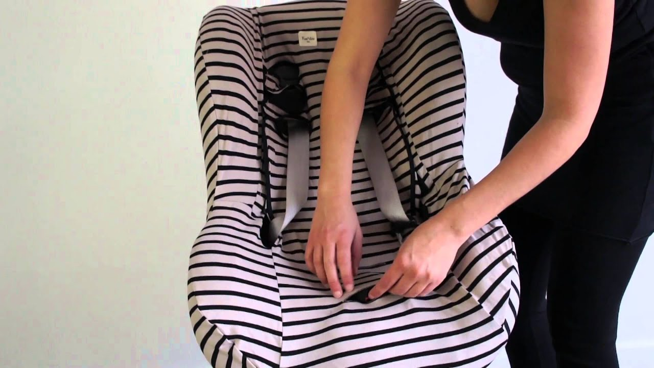 funda universal para sillitas de coche grupo 1  YouTube