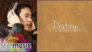 Erik Santos  - Destiny  (Official Lyric Video) | Erik Santos (The Jim Brickman Songbook)