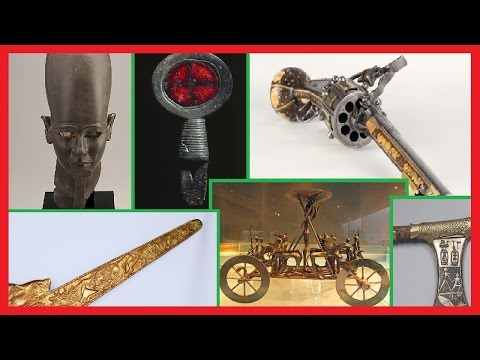 35 PRICELESS ANCIENT ARTIFACTS THAT WILL TEMPT YOUR INNER TREASURE HUNTER