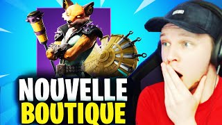 🔴I OFFER THE NEW SKIN IN THE FORTNITE BOUTIQUE OF AUGUST 25 to 2H! ARENE WITH SMURF COMPTES