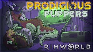 Prodigious Puppers – Rimworld Royalty Gameplay – Let's Play Part 21
