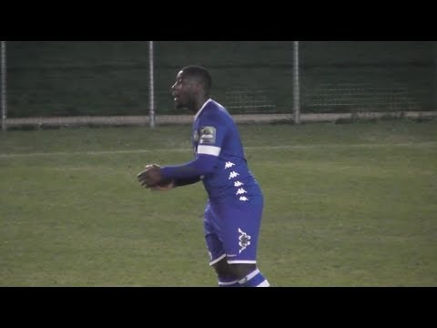 Hertford Town FC VS Hanwell Town FC - Bostik South Central Division