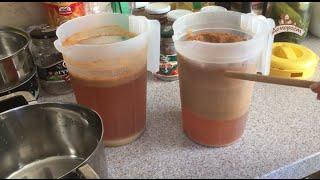Как сделать яблочный сок.