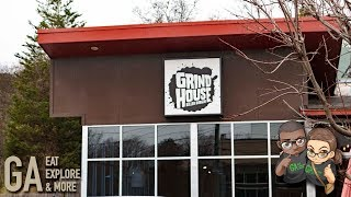 GrindHouse Killer Burgers - Restaurant Spotlight & Food Review (No interview)
