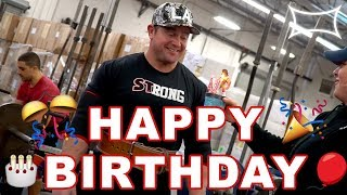 Video Happy Birthday Mark Bell! (41 Years Young!) download MP3, 3GP, MP4, WEBM, AVI, FLV Desember 2017