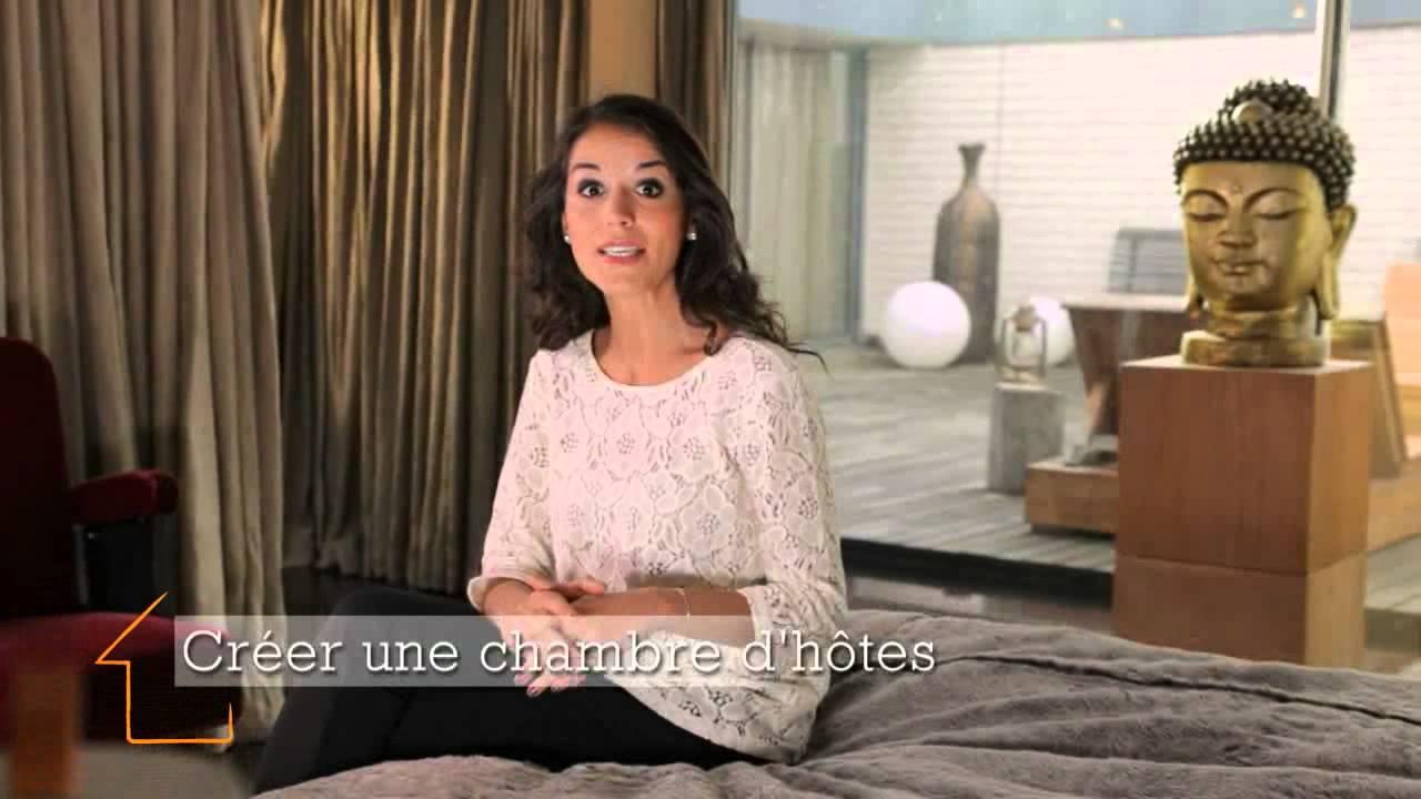 tivimmo cr er une chambre d 39 h tes chez soi infos et conseils avec century21 youtube. Black Bedroom Furniture Sets. Home Design Ideas