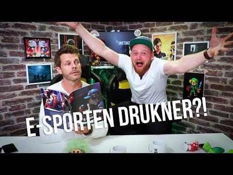 Drukner e-sporten i Danmark?! - OneTake Spil del 204