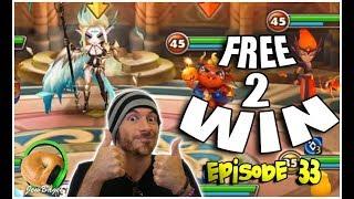 SUMMONERS WAR : FREE-2-WIN - Episode ThirtyThree