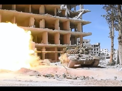 Battles for Syria | March 15th 2018 | Reports from Eastern Ghouta