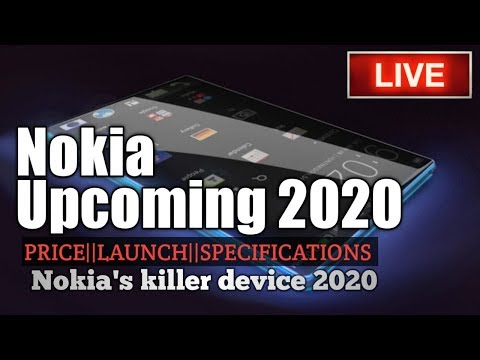 Nokia 2.3 Global Launch Live Event || Nokia 2020 Smartphone Announcements
