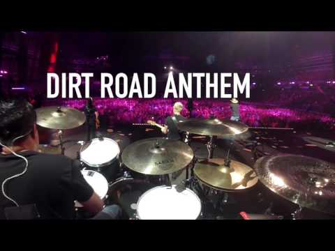 Rich Redmond W/ Jason Aldean CMA Festival 2016
