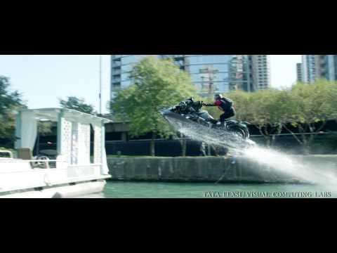 Dhoom 3 VFX Breakdowns HD