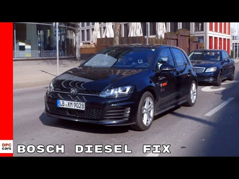 Bosch Diesel Technology Provides Solution To NOx Problem