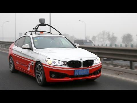 China's Baidu Chases Self-Driving Car