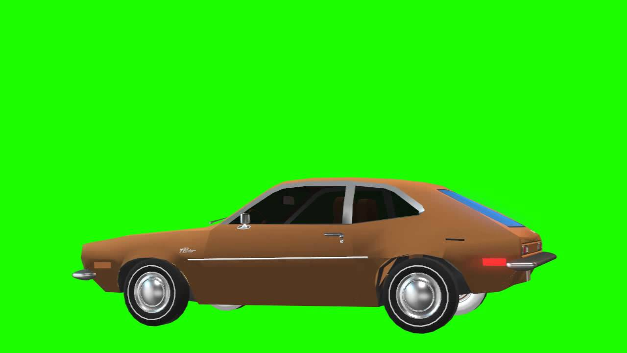 Ford Pinto Hatchback 1972 Brown Youtube