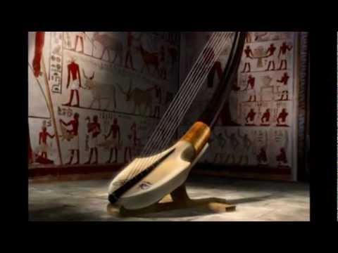 The Ancient Egyptian Harp
