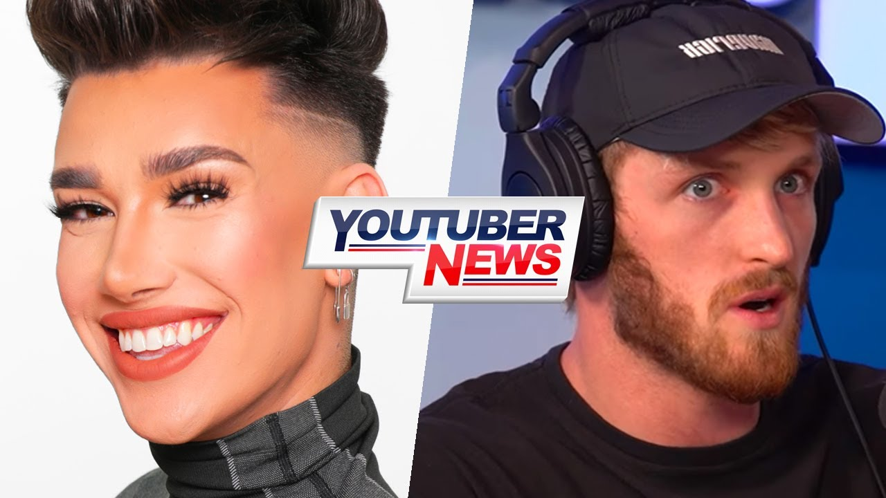 James Charles Dragged For 'Racist' TikTok & Logan Paul Wants To Pay You To Wrestle | YouTuber News