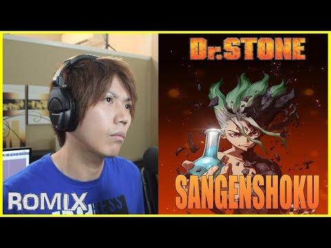 Sangenshoku Dr Stone Op2 Romix Cover