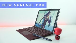 New Surface Pro Review New Surface Pro: New Surface Pro: http://amz...