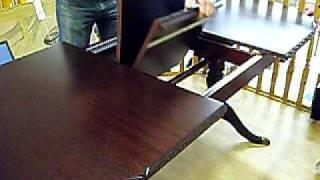 Dining Room Table Extending