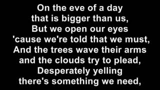 Ode To Sleep Lyrics- Twenty One pilots