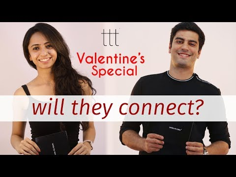 A Stand Up Comic Meets A Businessman On A Blind Date. Will They Connect? | TTT Connect Episode 1