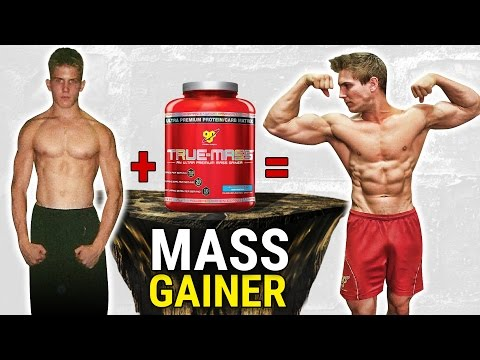 Do You Need A Mass Gainer To Build Muscle? | ADVICE FOR HARDGAINERS & SKINNY GUYS!
