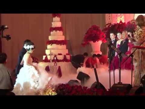 Jay Chow Wedding Entrance - SF Lite Orchestra