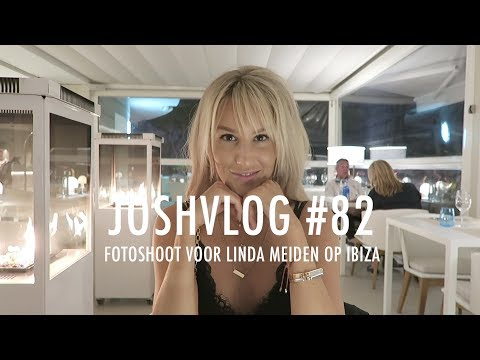 JOSHVLOG #82 | MY COMPLETE NEW HAIRDO & LOOK @ IBIZA