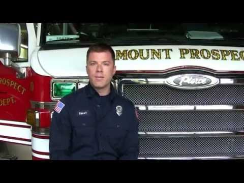 Come Be Part of the Mount Prospect Fire Department Family