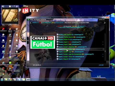 how to watch iptv on xbox one
