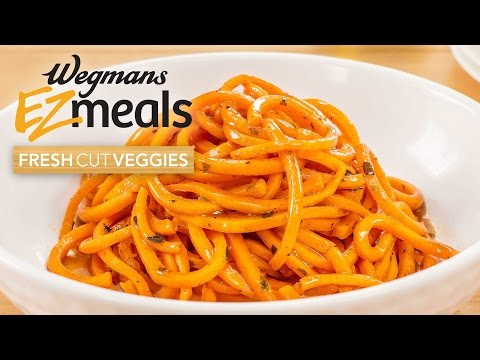 Wegmans Menu in Motion - Veggie Noodles