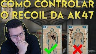 CROSSFIRE: COMO CONTROLAR O RECOIL DA AK-47 - BEIÇODICAS #3