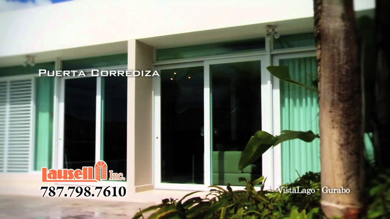 puertas y ventanas de seguridad gurabo