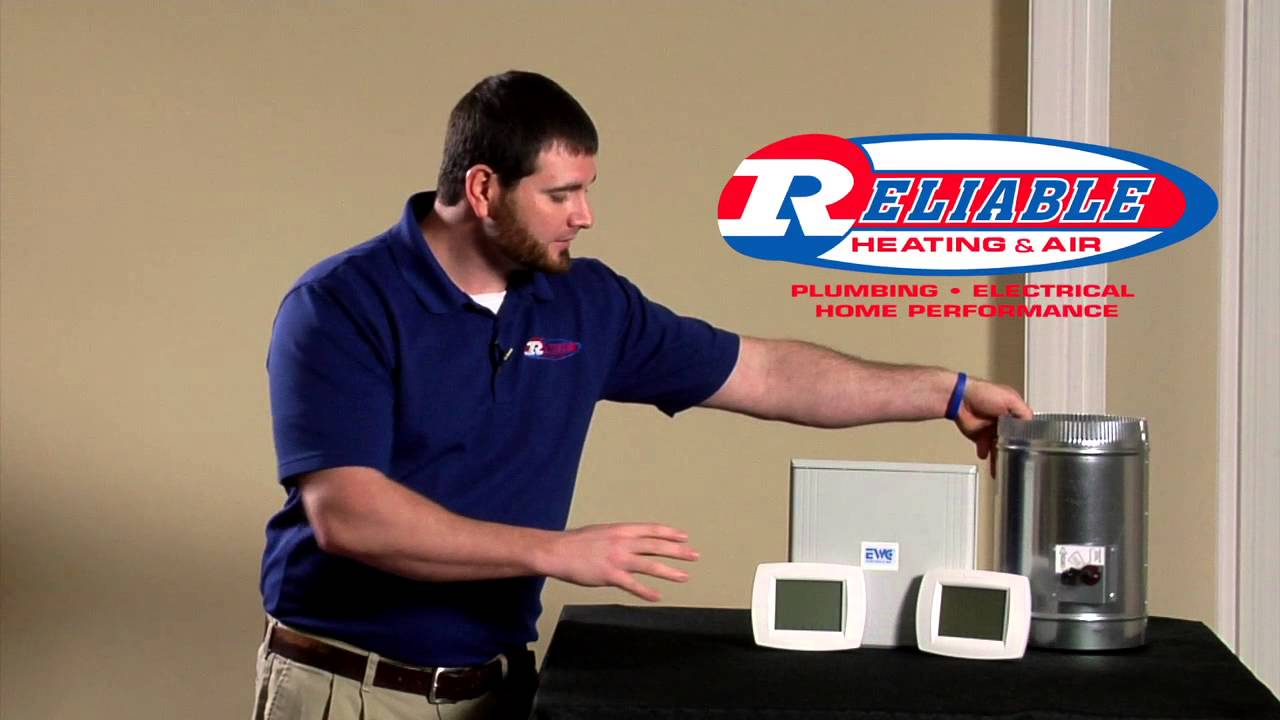 Zoning Systems | Reliable Heating & Air