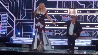 """Алексей Глызин и Валерия """"Он и она"""""""