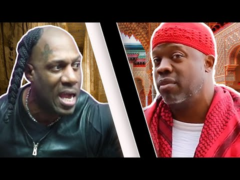 Moors Respond To Shakka Ahmose | Sharif Bey & Reggie Get It In | Afrikka Bambaattaa Community Remedy