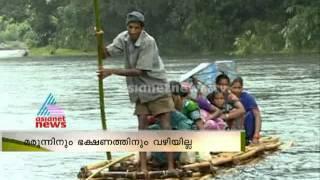 മഴയുറച്ചാല് ഉള്ളുരുകി ഒരു ഗ്രാമം :  Idukki Mulakutara tribal colony people on crisis