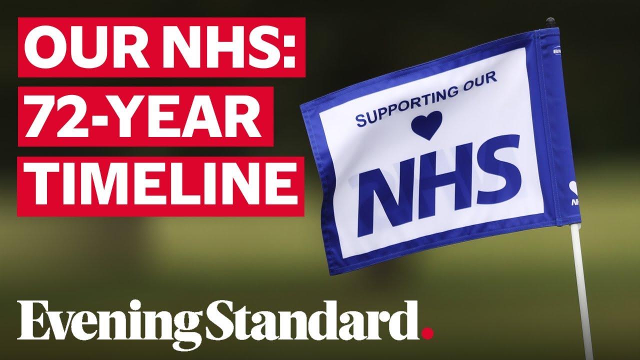 Happy birthday NHS: 72 years of medical milestones