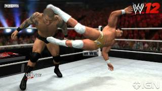 WWE 2012 Screenshots (Smackdown vs Raw is dead)