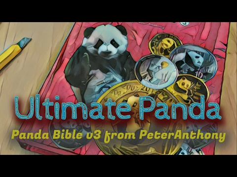 Here's the ultimate guide to Chinese Panda Coins  - Peter Anthony 3rd Edition