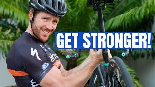 A Simple Way to Stronger Cycling